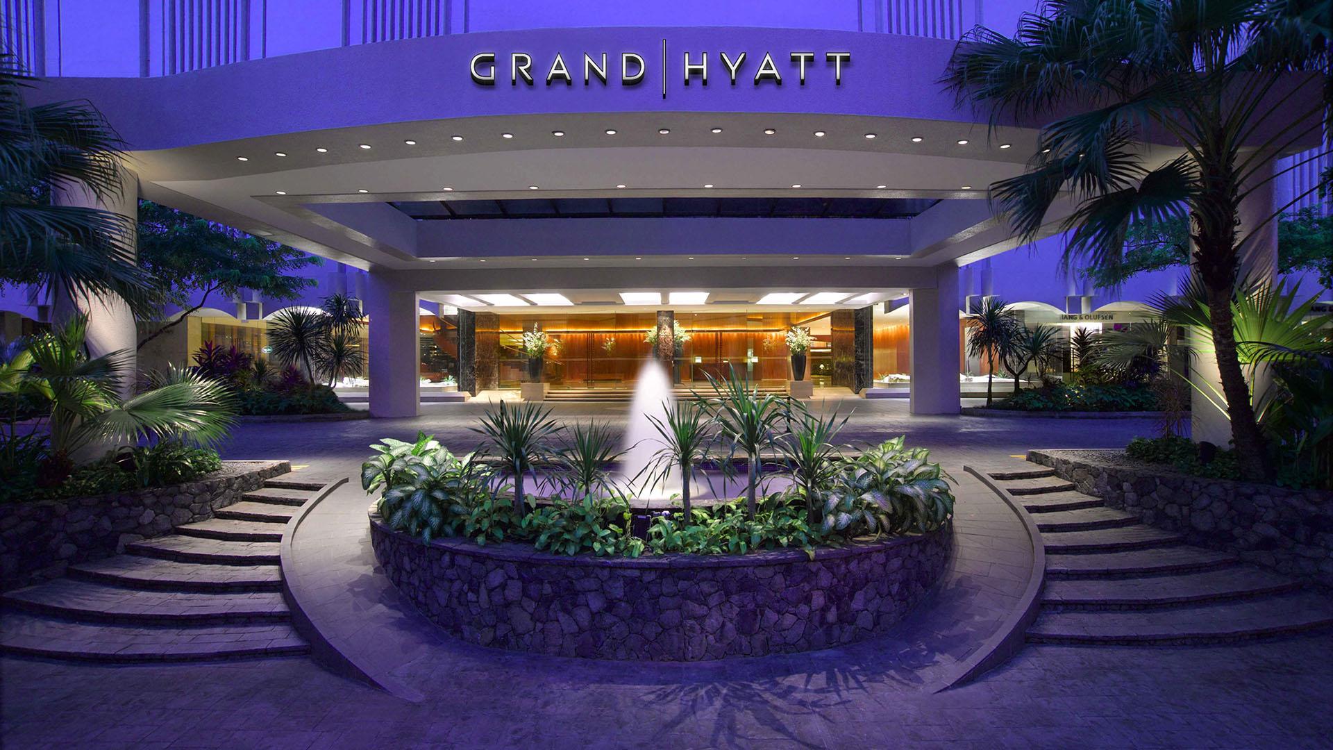 MEIKO Grand hyatt Singapur