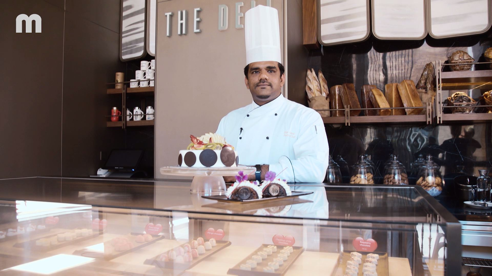 Exoticism & creativity in the confectionery - DEN Bangalore