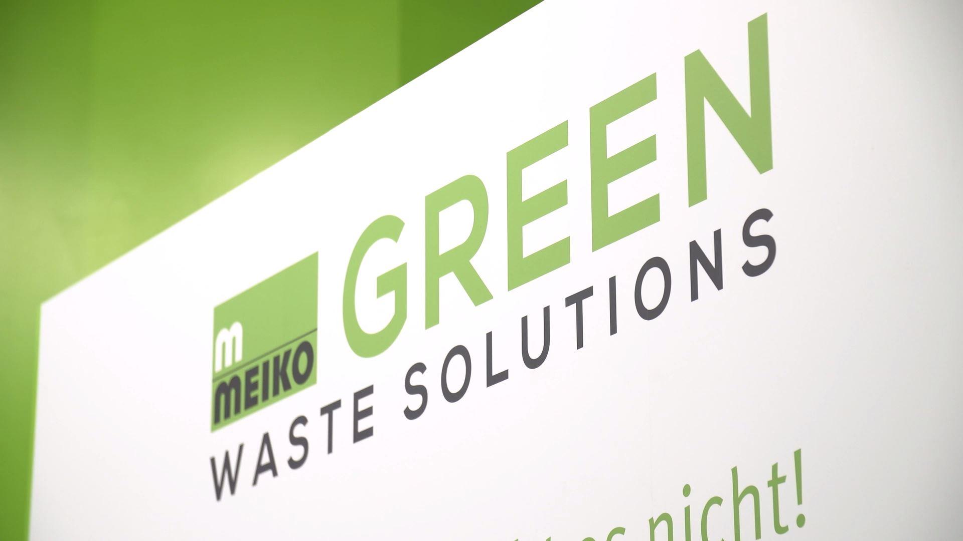 GREEN Waste Solutions Meiko