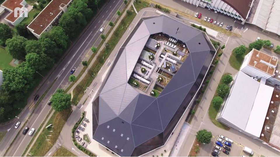 Biogas mit der WasteStar CC