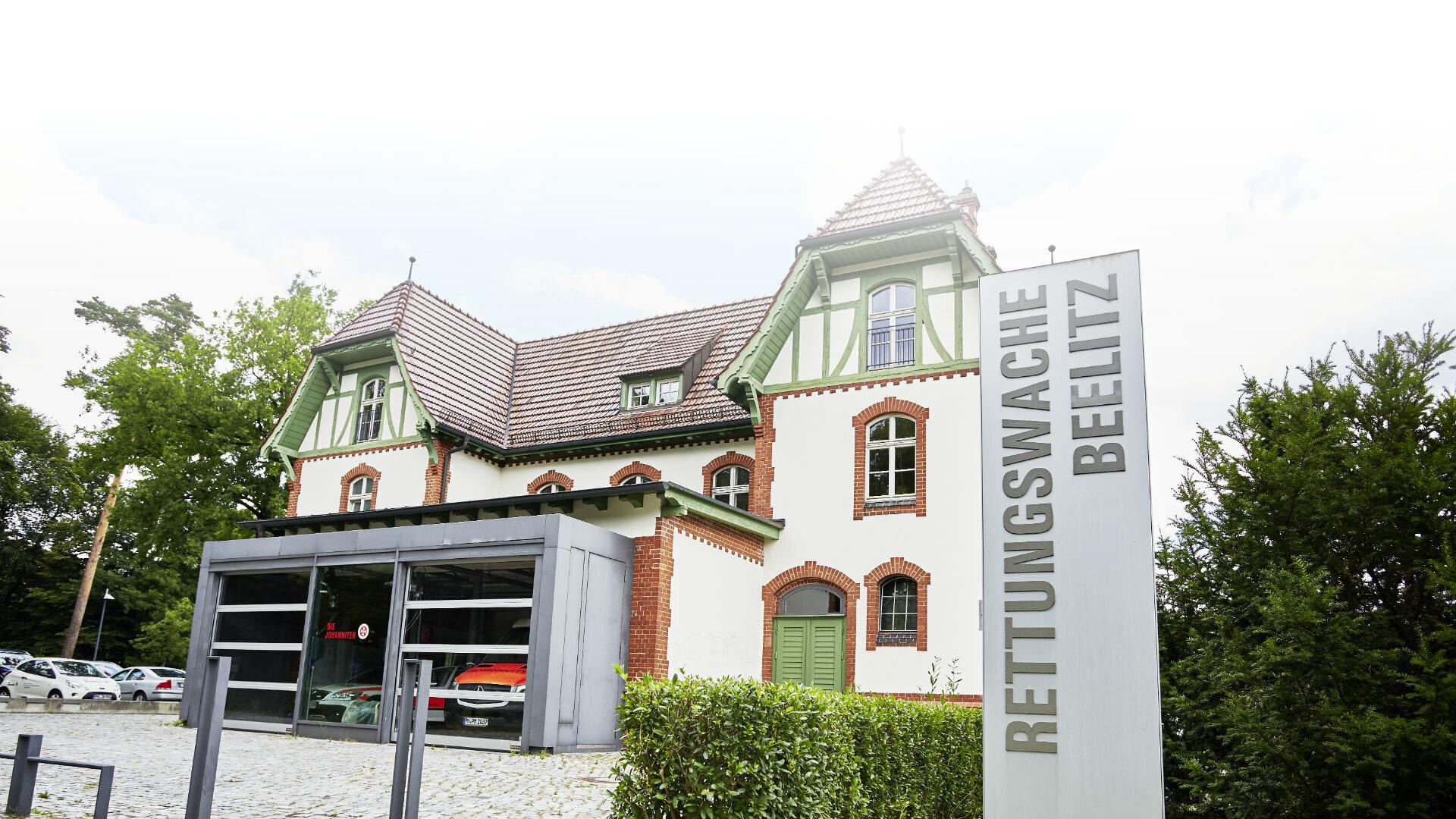 Gebäude Potsdam Mittelmark