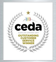 Outstanding Customer Service Winner 2017