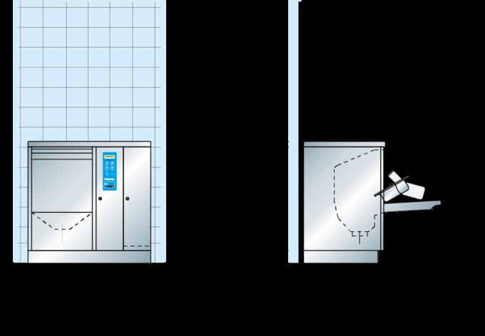 Dibujo de dimensiones TOPIC 40