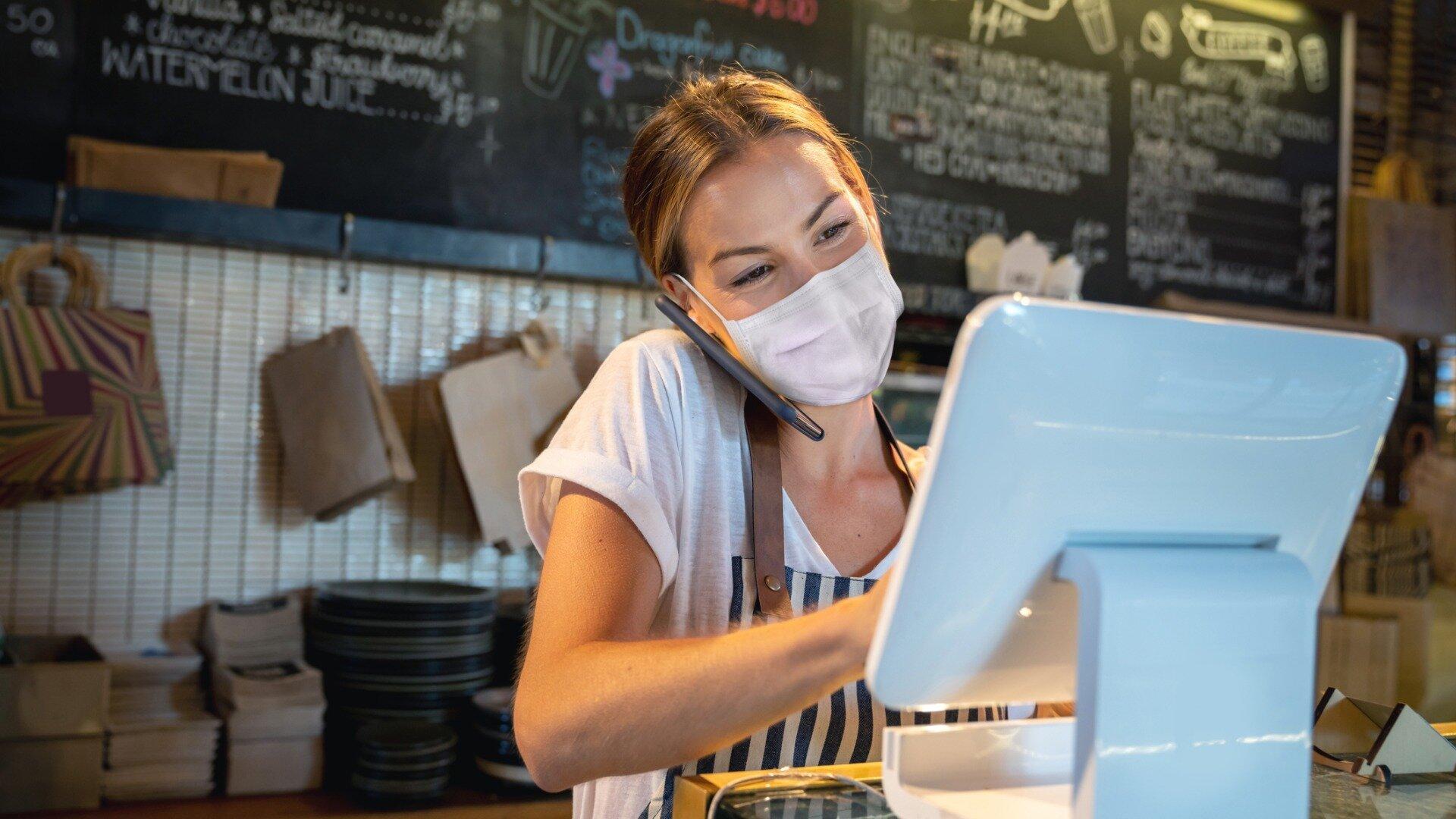Funkcjonowanie gastronomii w trakcie epidemii