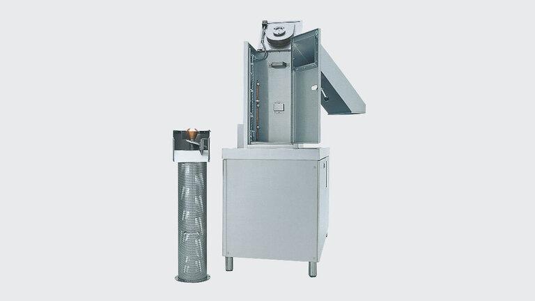 Meiko Sistema de eliminación de residuos de alimentos AZP
