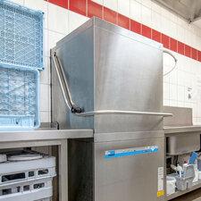 Spülmaschine der Bäckerei Raisch