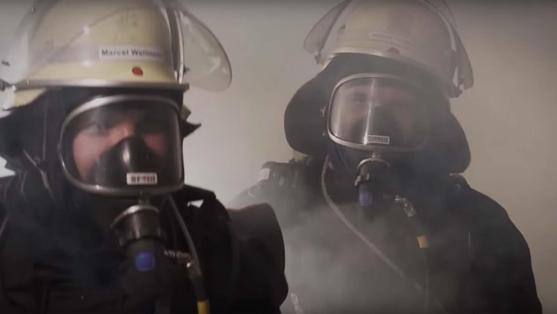 Video Prozesszeiten Reinigung Atemschutzmaske