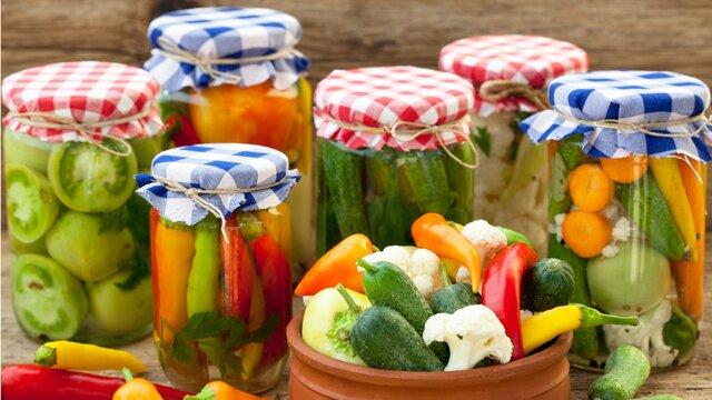 Fermentowana żywność - zdrowy trend