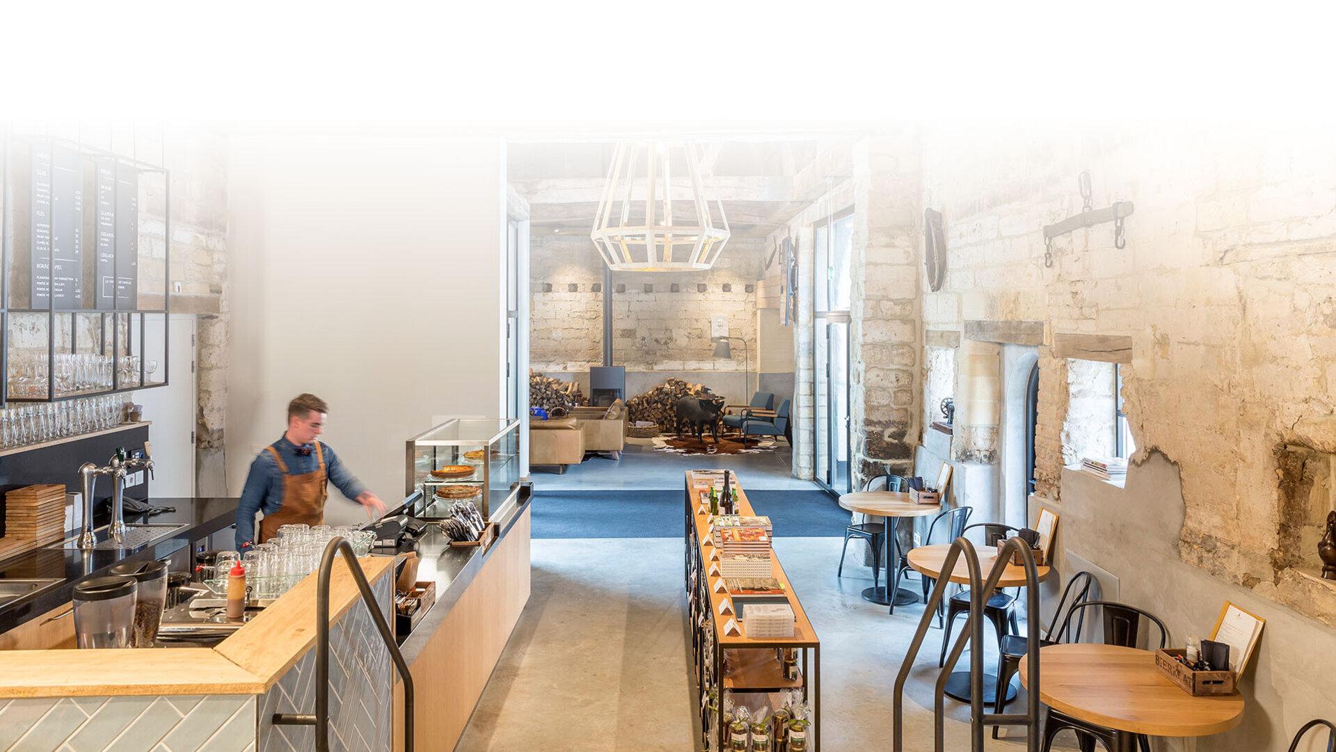 Café Burgemeester Más St. Gerlach
