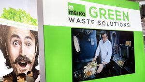 Vorstellung auf der Internorga – Meiko Green Waste Solutions