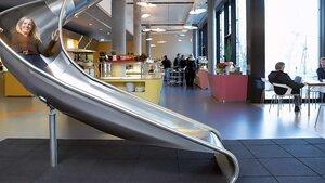Google canteen Zurich