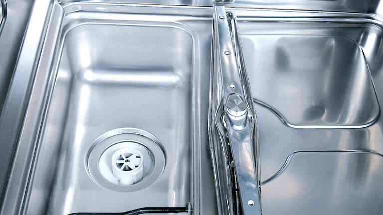 Gewerbespülmaschine Waschtank
