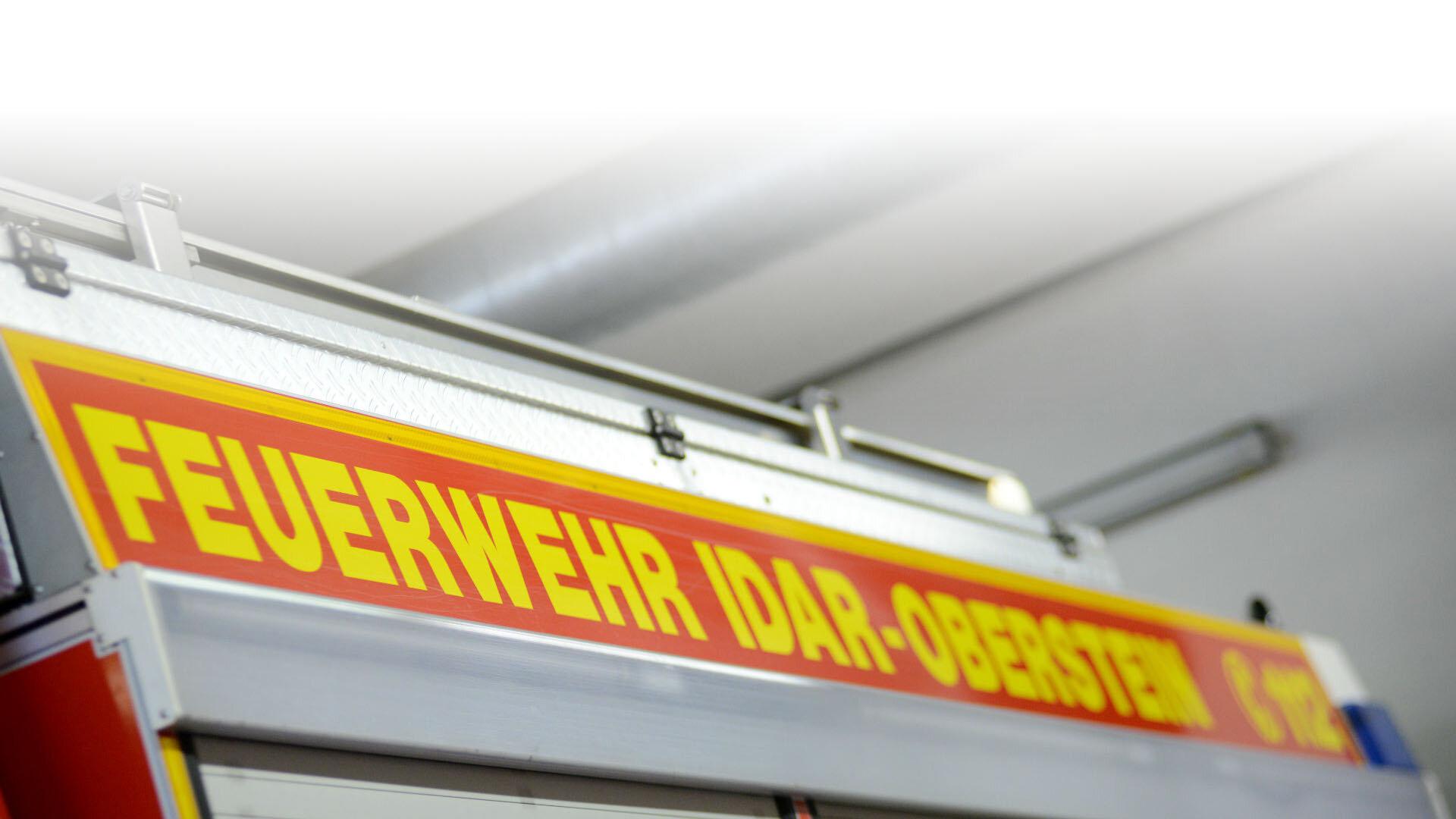 Feuerwehr aus Idar-Oberstein