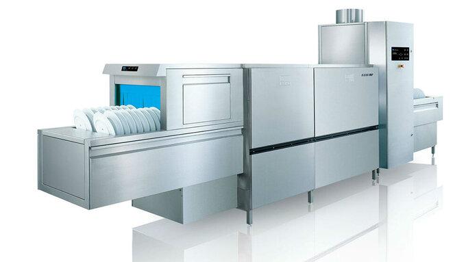 Conveyor dishwasher UPster