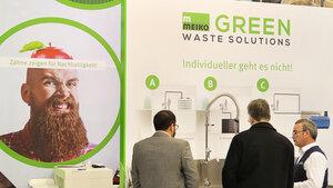 Verwerten mit Köpfchen – ´Meiko Green Waste Solutions´