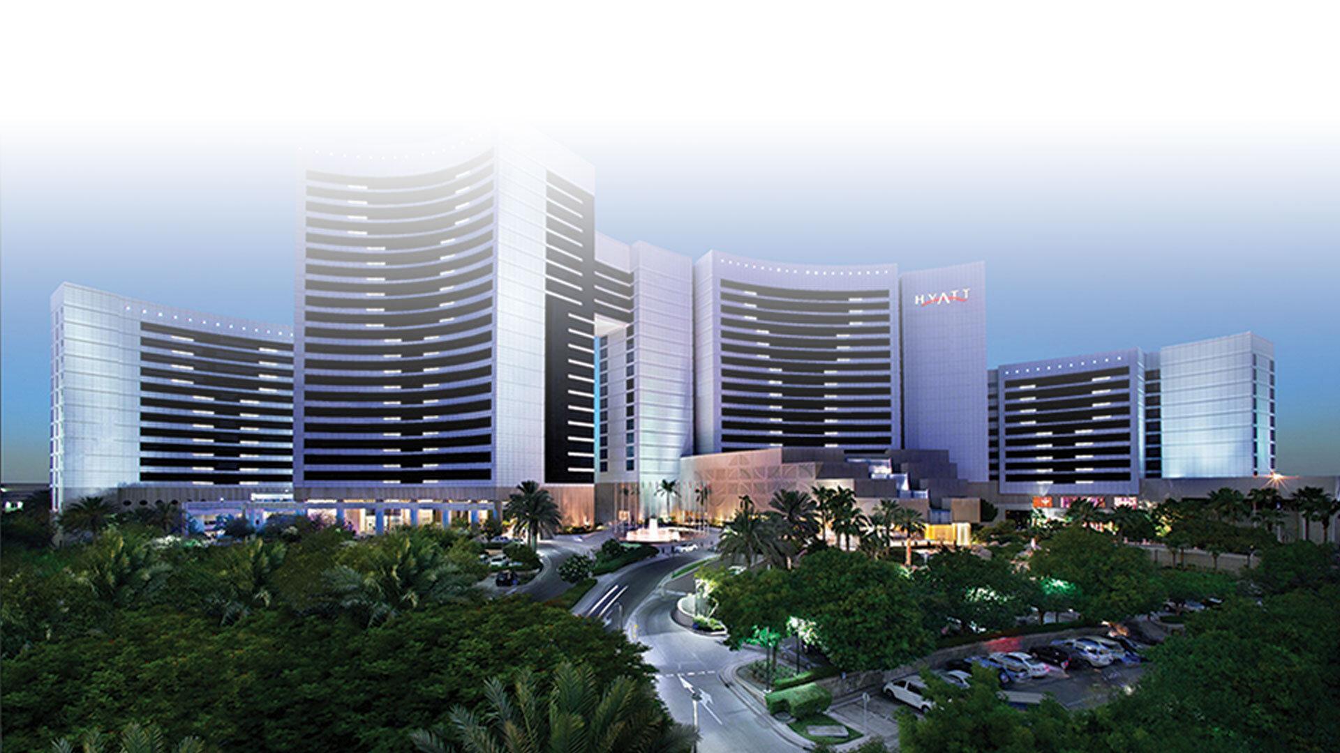Grand Hyatt en Dubai