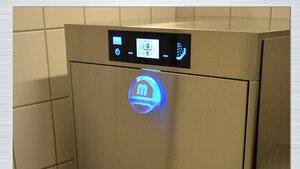 large M-iClean dishwasher