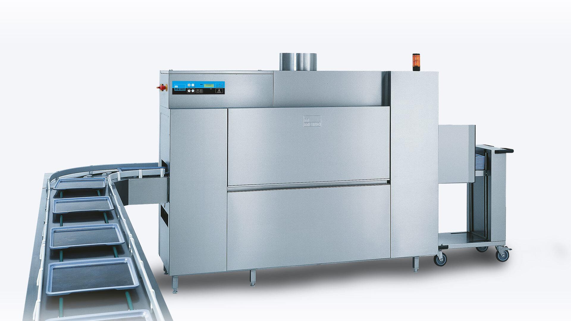 BTA tray dishwasher