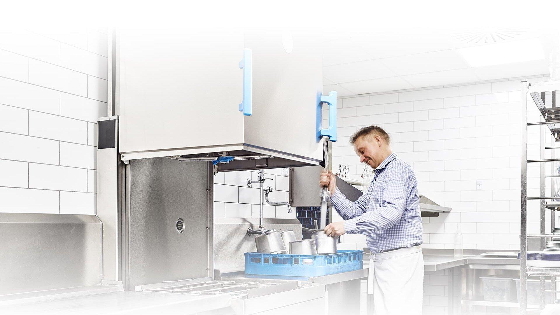 Meiko Überzeugende Geschirrspülmaschine M-iClean H