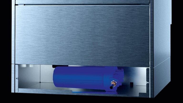 Lave-vaisselle MEIKO M-iClean U Pré-installation