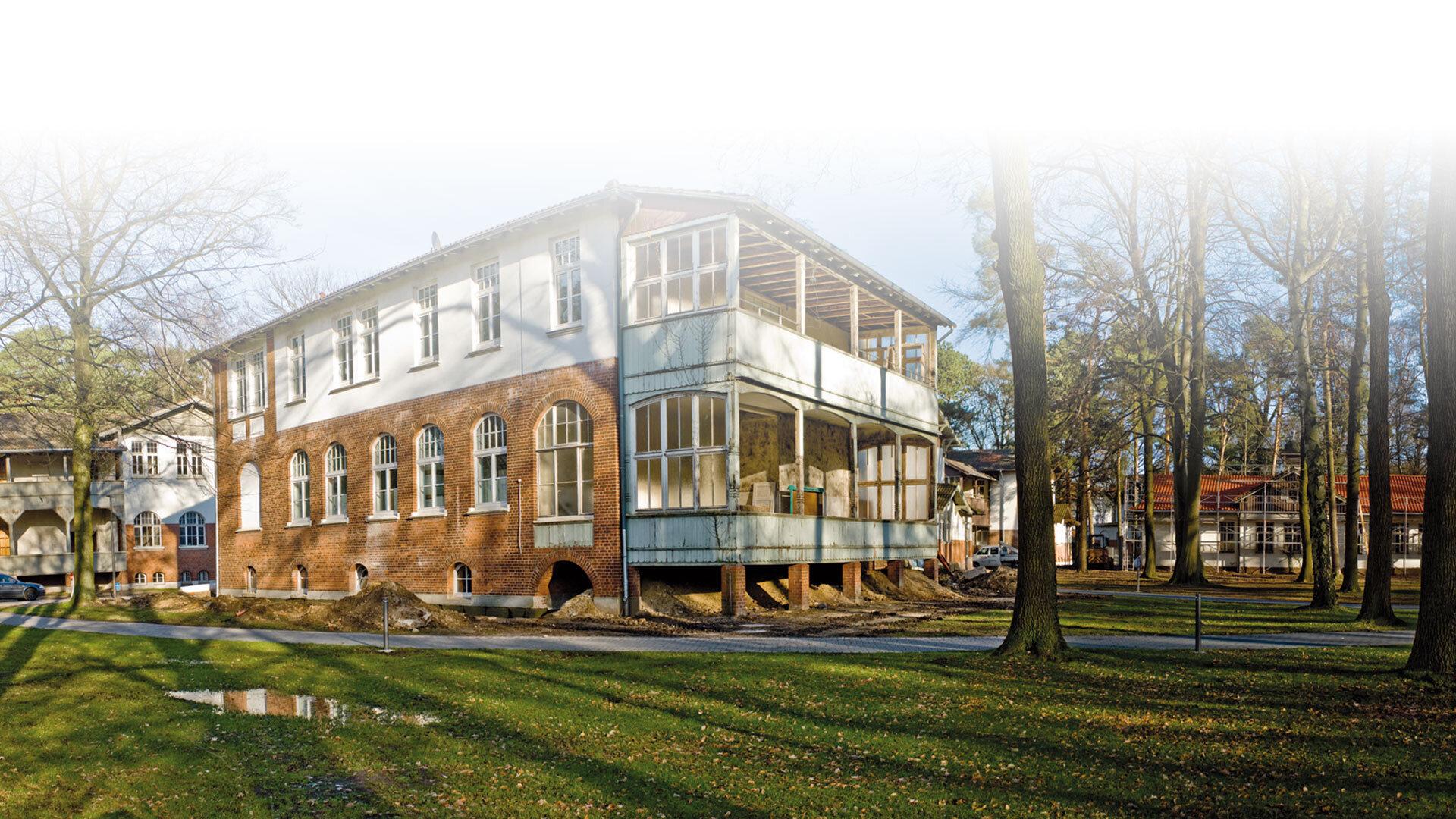 Seniorenresidenz Heidehaus MEIKO