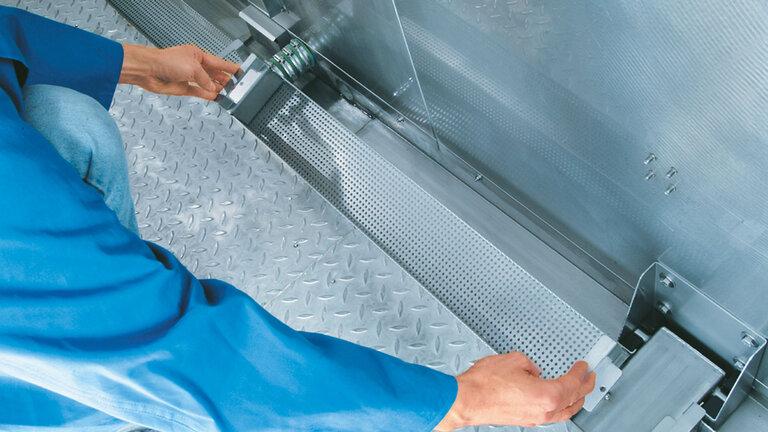 Système de filtration lave-vaisselle