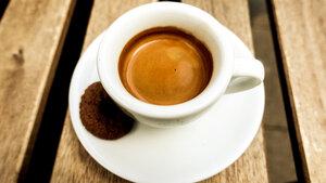 Auf einen Espresso bei der Bellavita Expo
