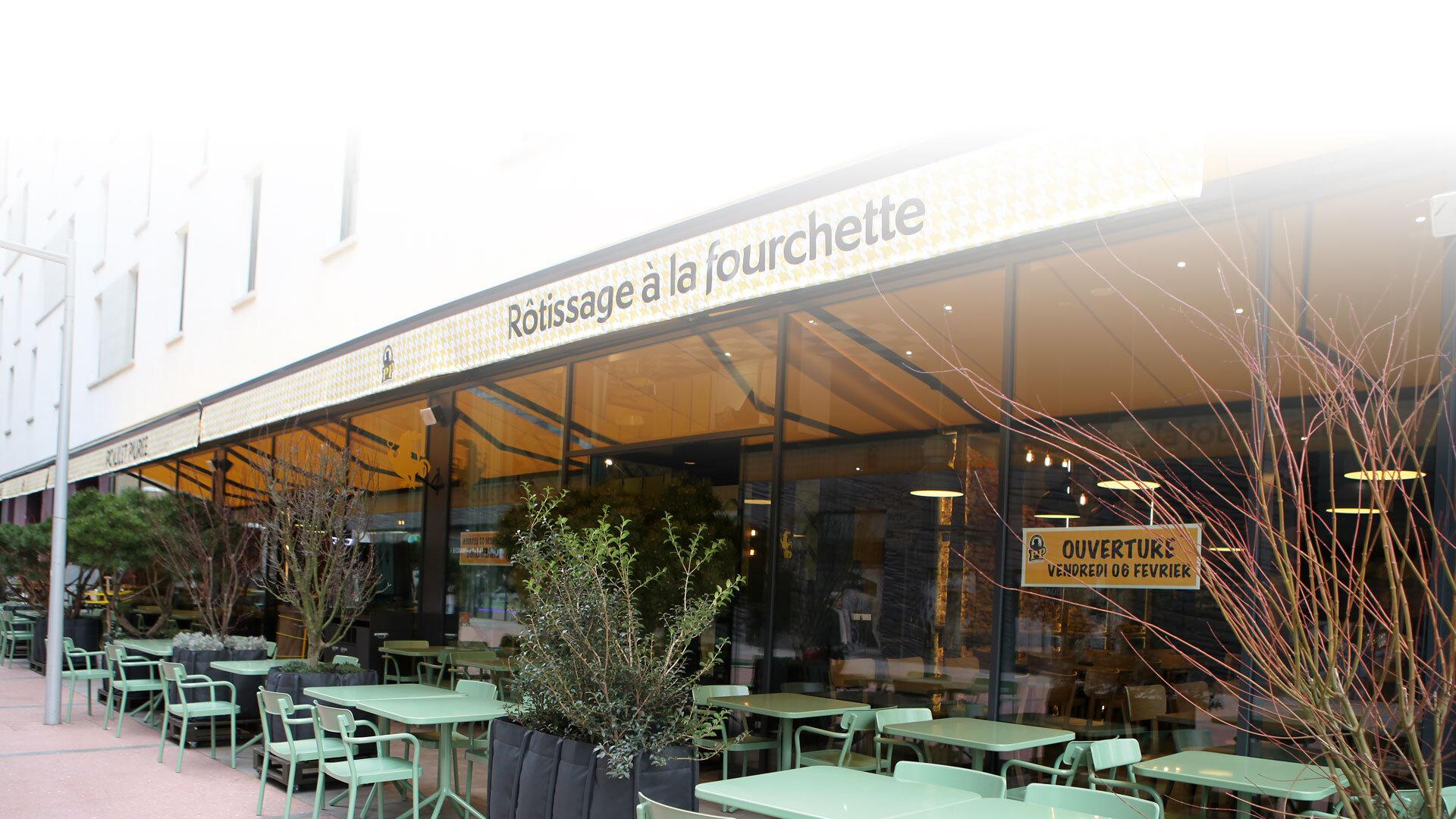 Restaurant Poulet Purée