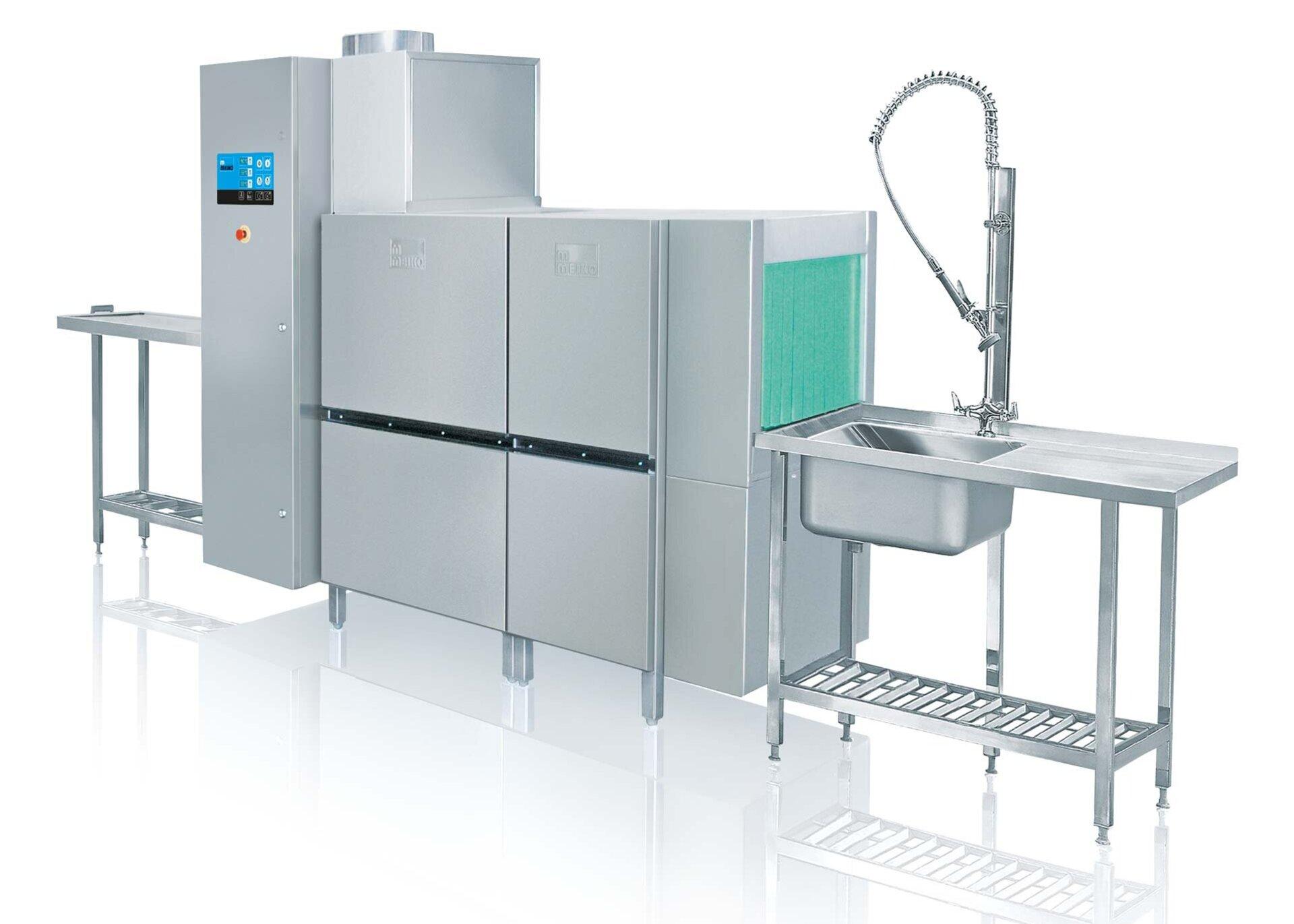 Rack type dishwashing machine K 260 C