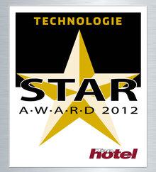 TopHotel STAR AWARD technology