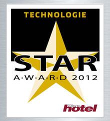 TopHotel STAR AWARD Technologie