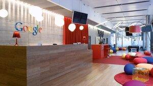 """US-amerikanisches Unternehmen """"Google"""""""