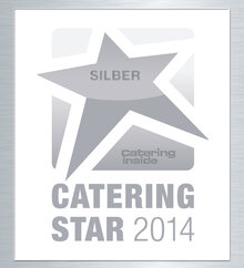CateringStar silber