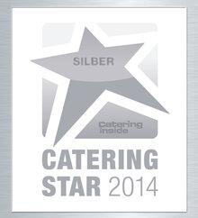 CateringStar in silver