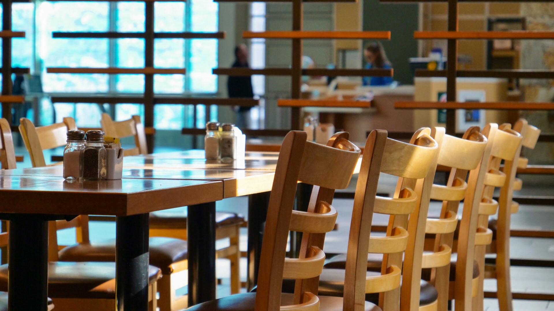 Przyszłość food courtów w galeriach handlowych