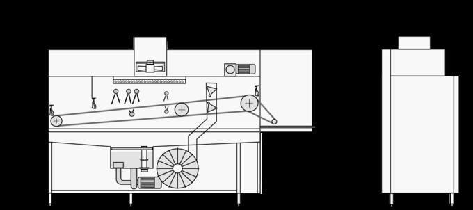 Zeichnung BTA 160