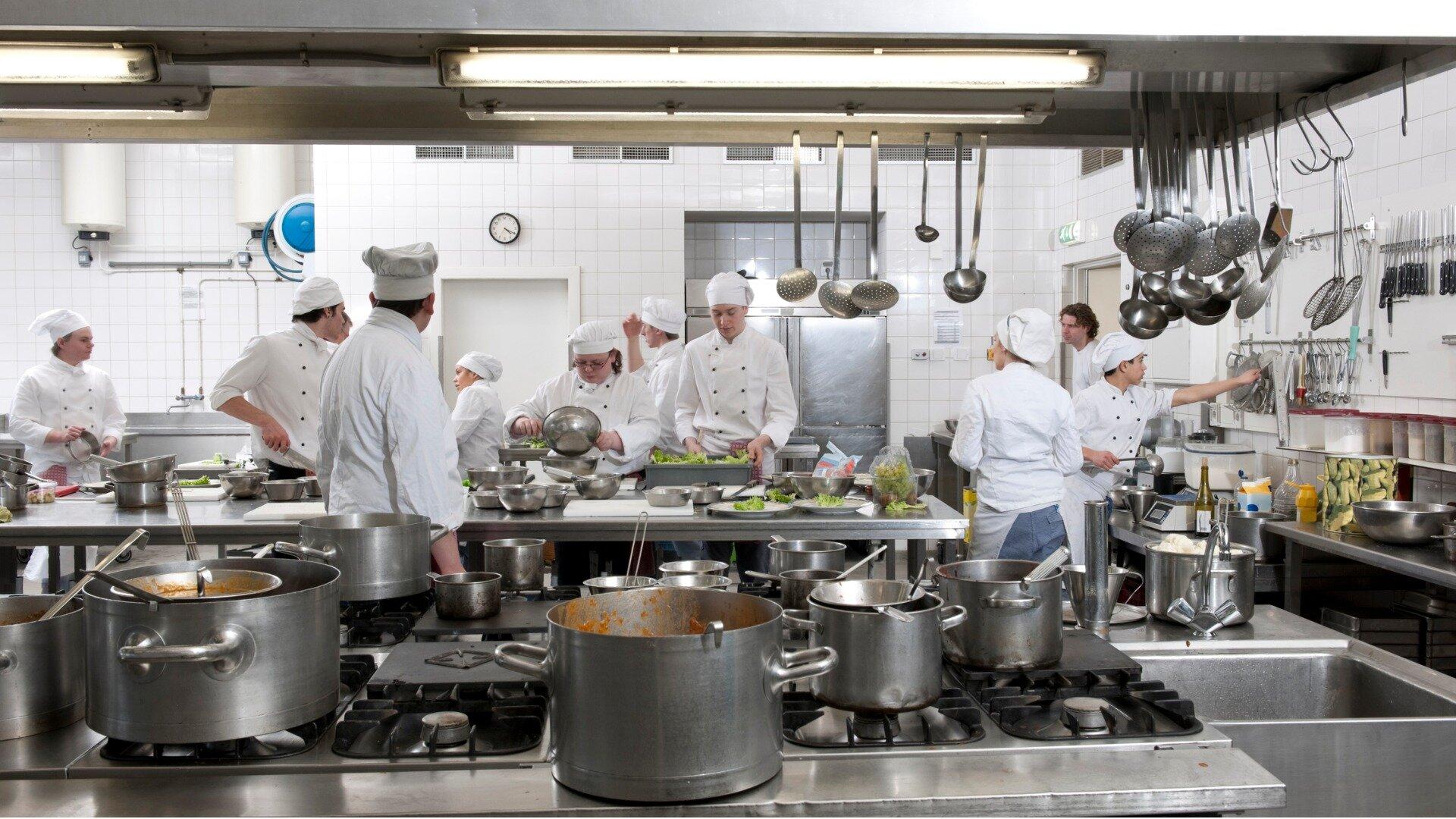 Profesjonalny sprzęt do gastronomii - czy warto?