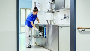The cleaning and disinfection technology of Meiko is already well established in Central America