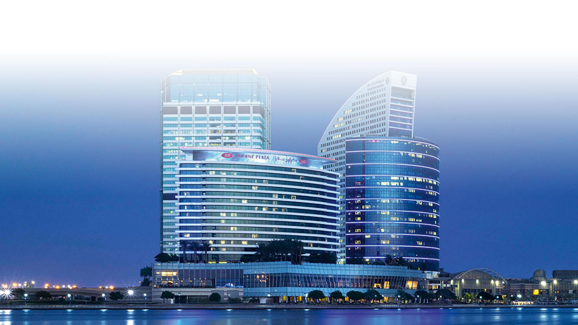 Hotel Crown Plaza Dubai