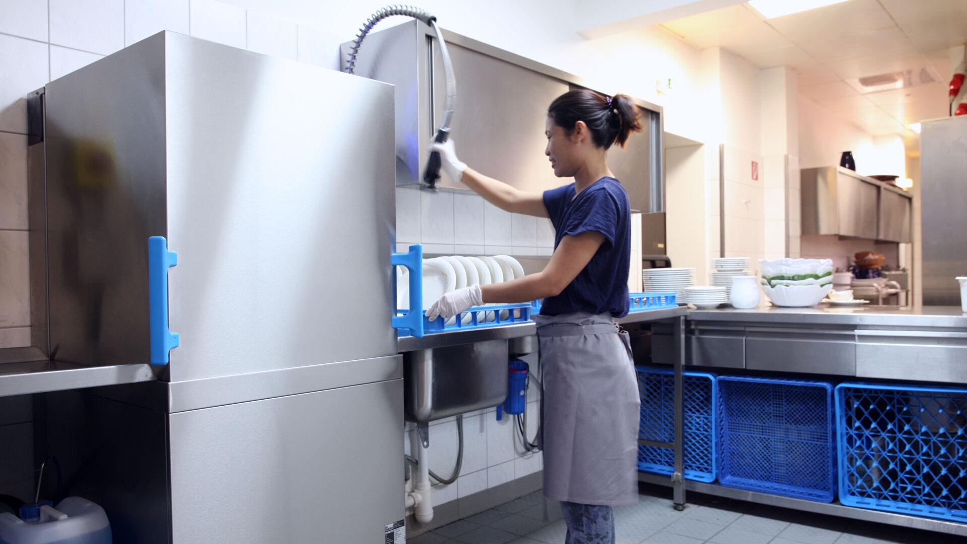 Qualitativ bestmögliche Anordnung in der Küche