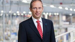 Dr.-Ing. Stefan Scheringer - CEO der Meiko-Gruppe