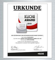 Kitchen Award 2018