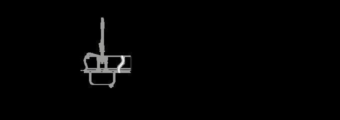 Massblatt industrielle Spülmaschine UPster K