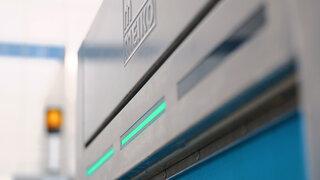 M-iQ GreenEye-Technology® macht das Arbeiten in der Spülküche nachhaltiger und effizienter