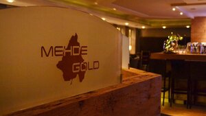 Mehde Gold restaurant