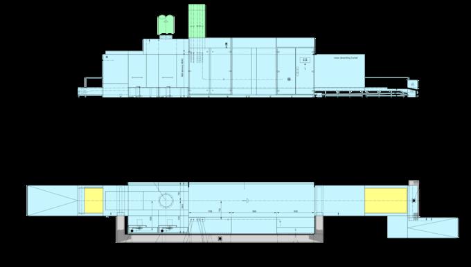 Meiko Massbild BA 252-C