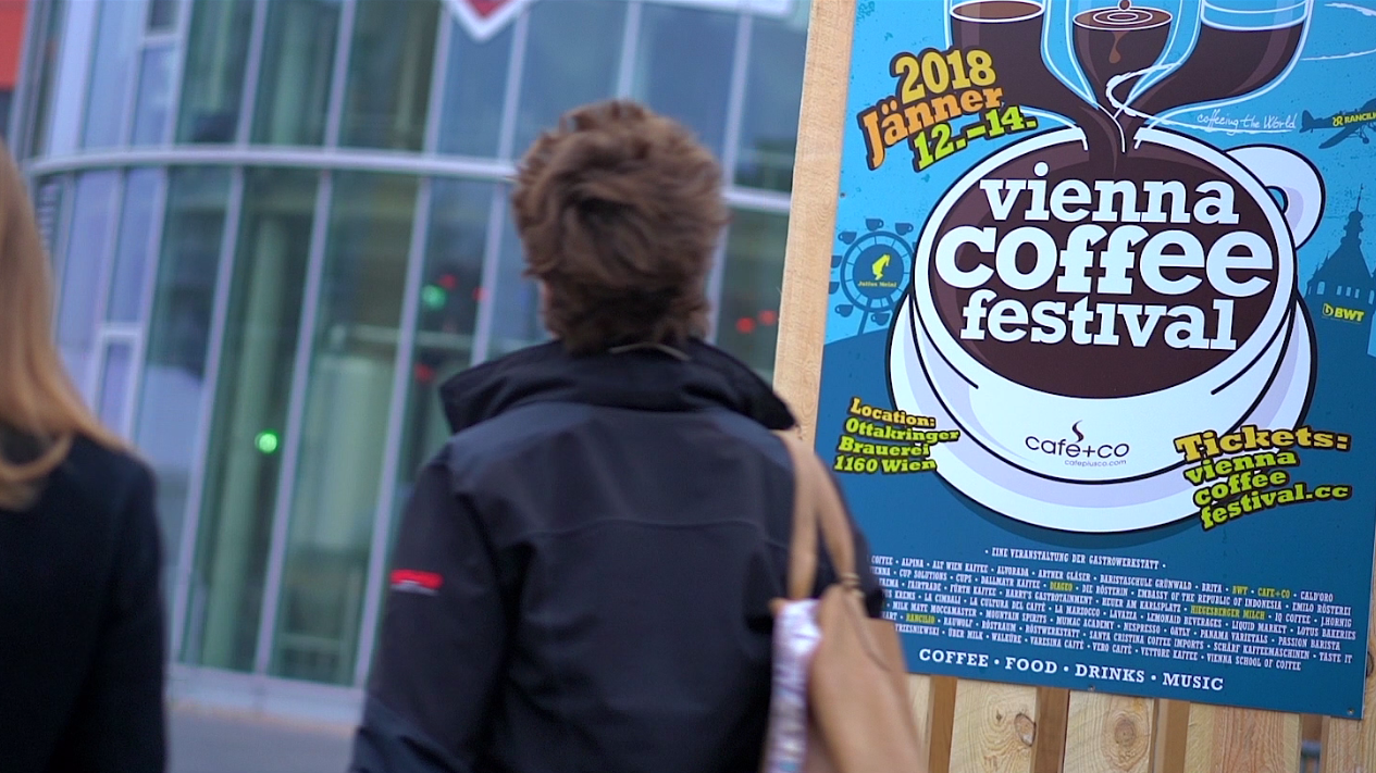 Vienna Coffee Festival 2018 Meiko