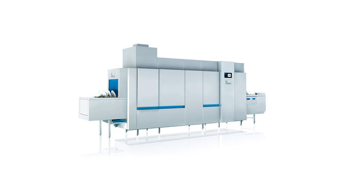 Conveyor dishwasher M-iQ