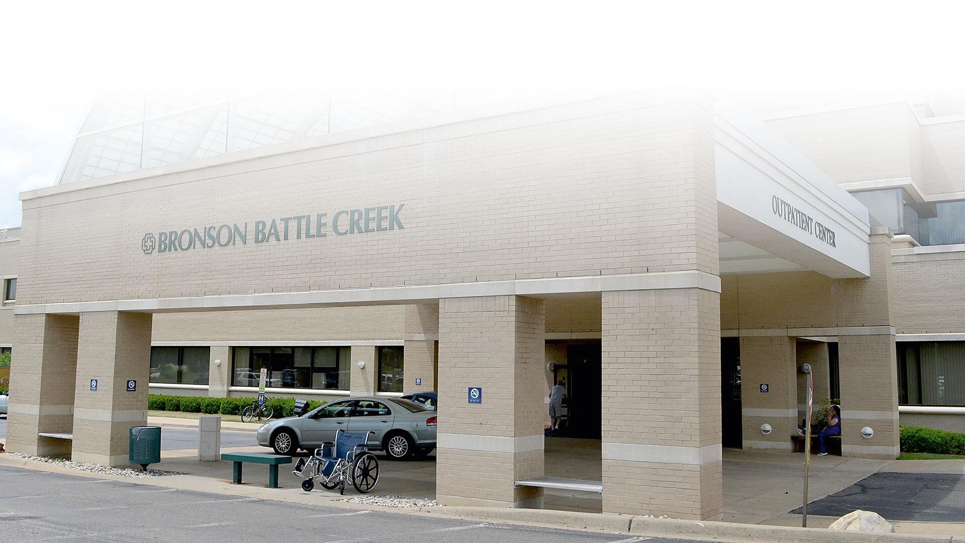 Bronson Battle Creek Hospital