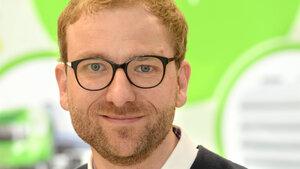 Patrick Hoffmann – Geschäftsführer der Meiko Green Waste Solutions